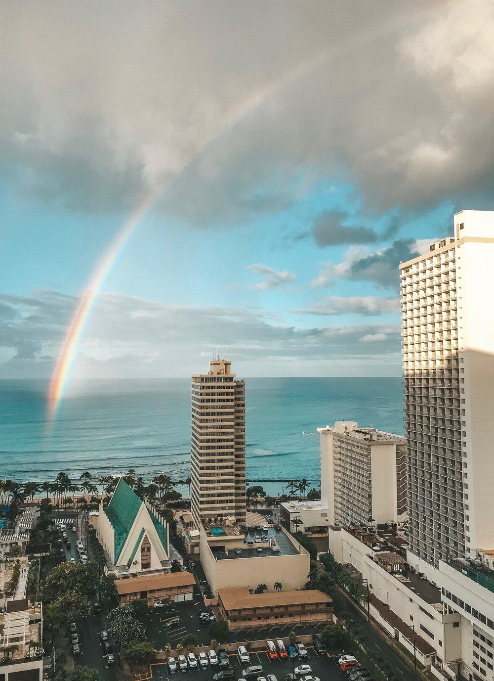 Waikiki Beach Lanai