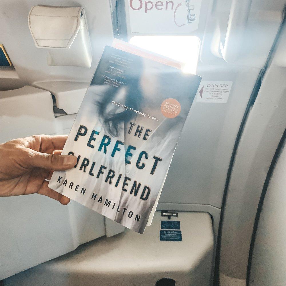The Perfect Girlfriend Karen Hamilton