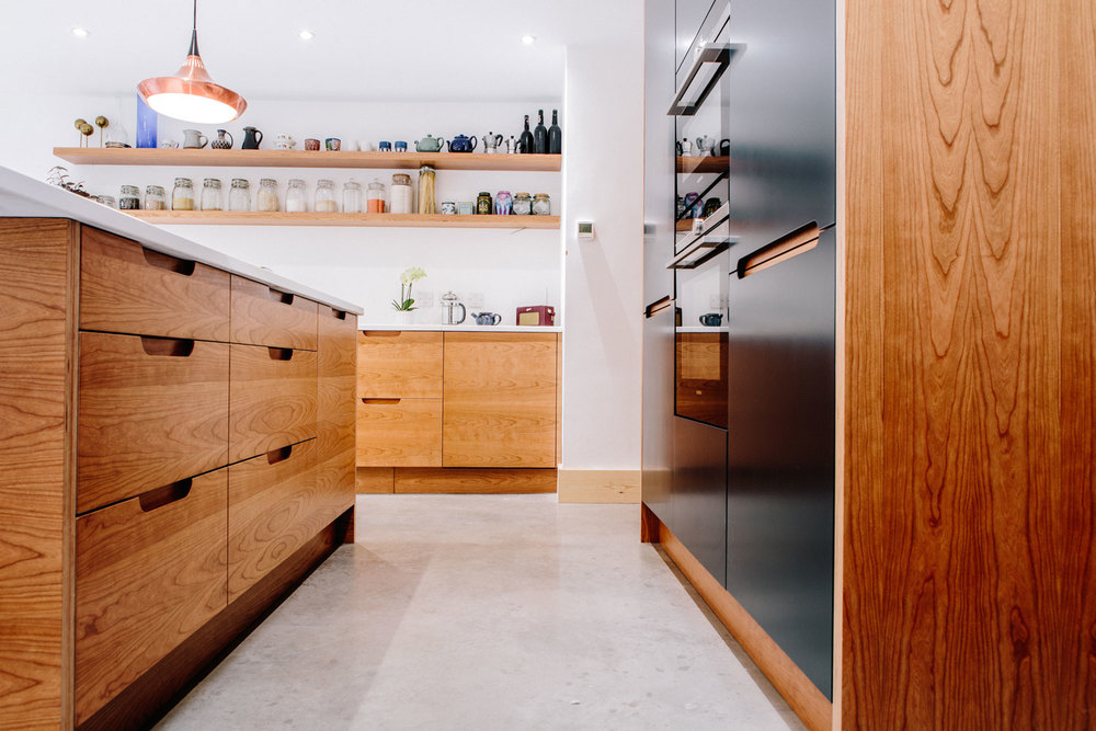 Bespoke Kitchen Brixton