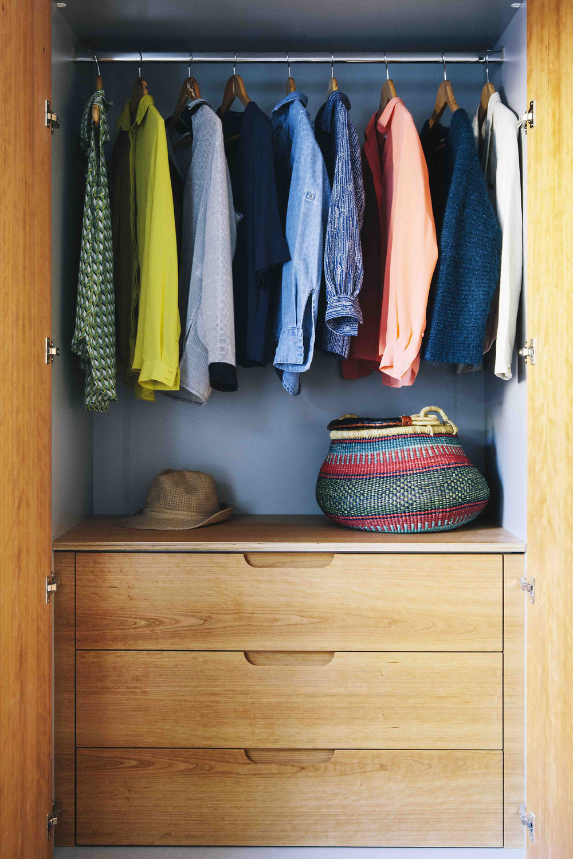 bespoke wardrobe camden hill cherry veneered plywood