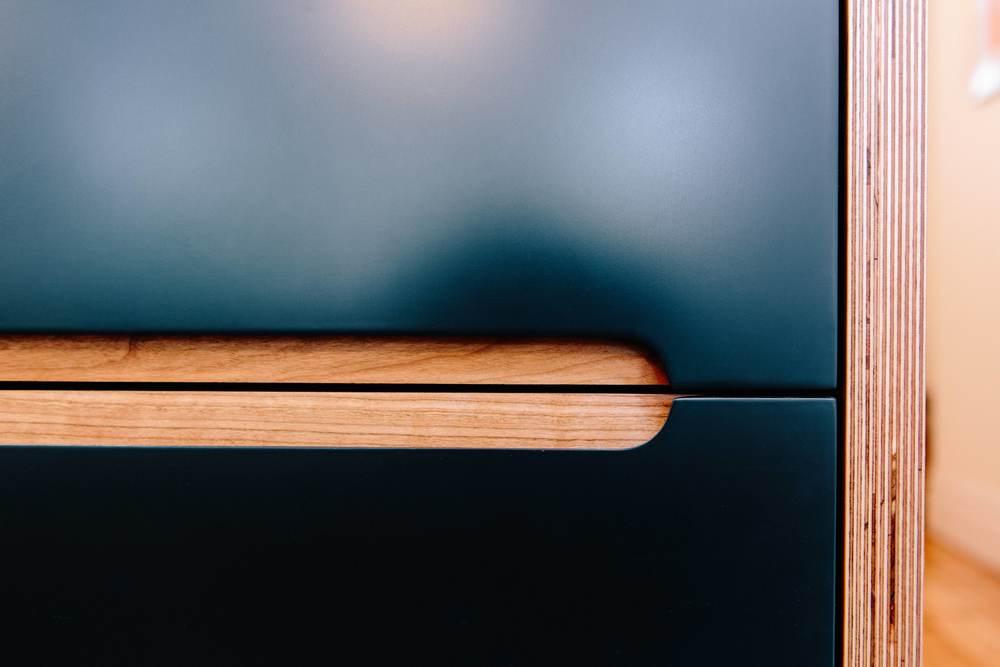 Kitchen Design Brixton Drawer - West & Reid