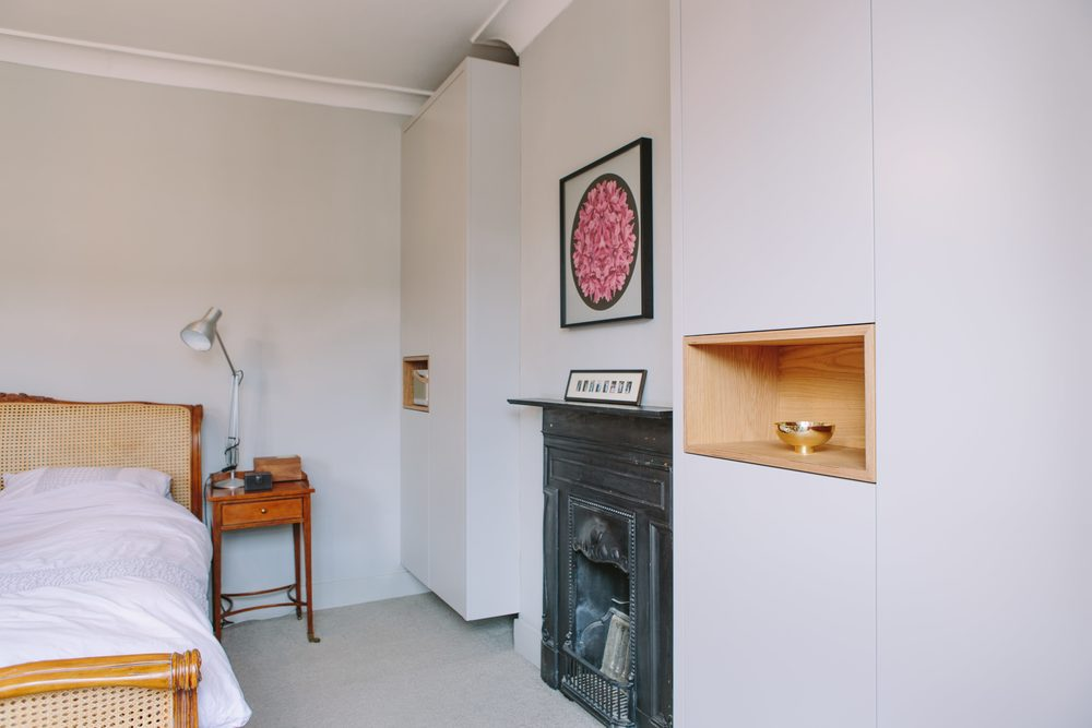 carpentry east dulwich, bespoke wardrobes, london