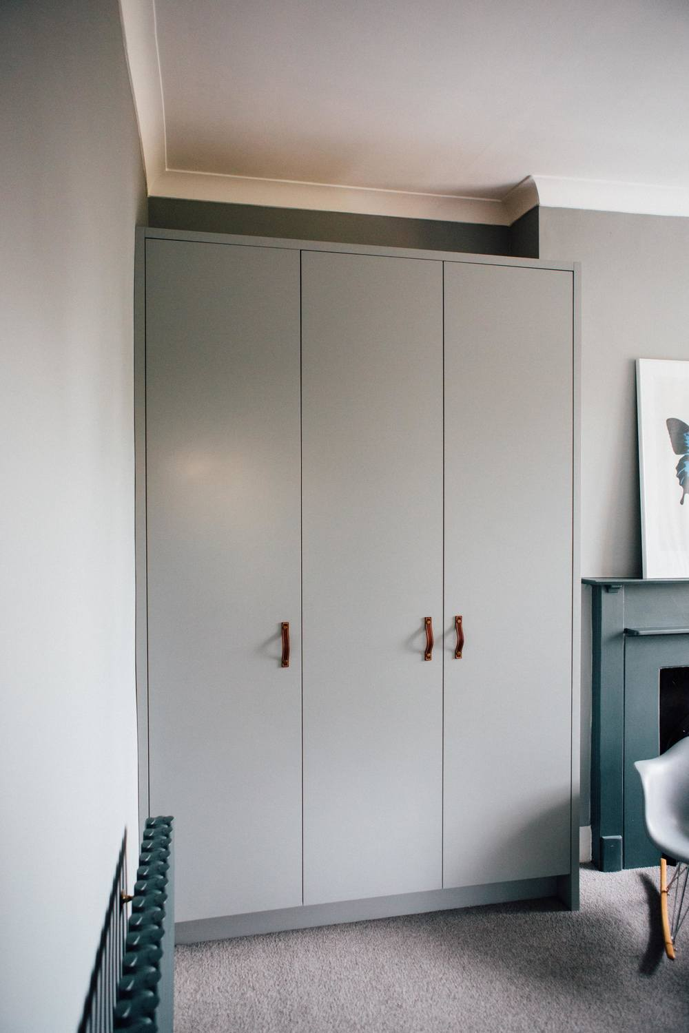 Carpenter Herne Hill Bespoke Wardrobe - West & Reid