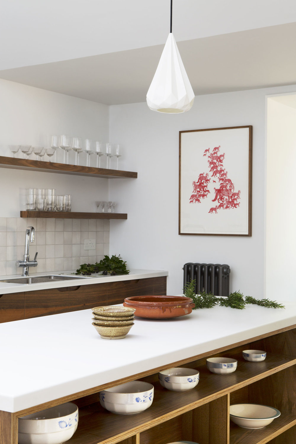Kitchen Design Holloway - West & Reid