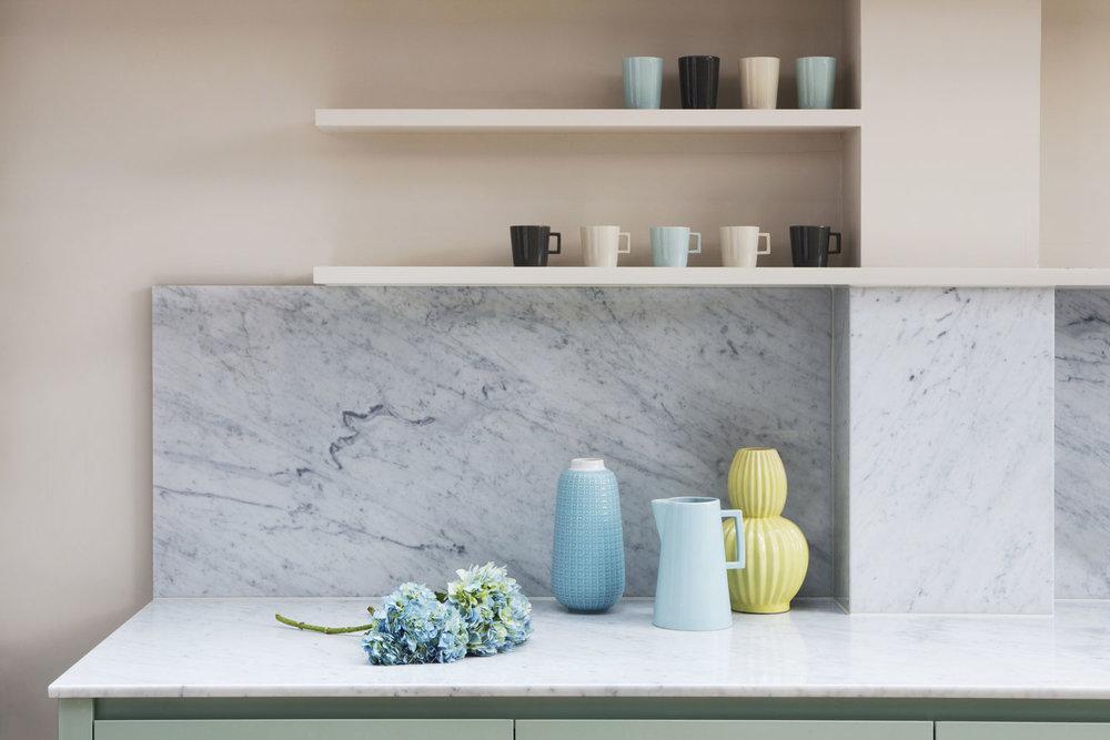 stylish, modern design, bespoke kitchen, London, west and reid