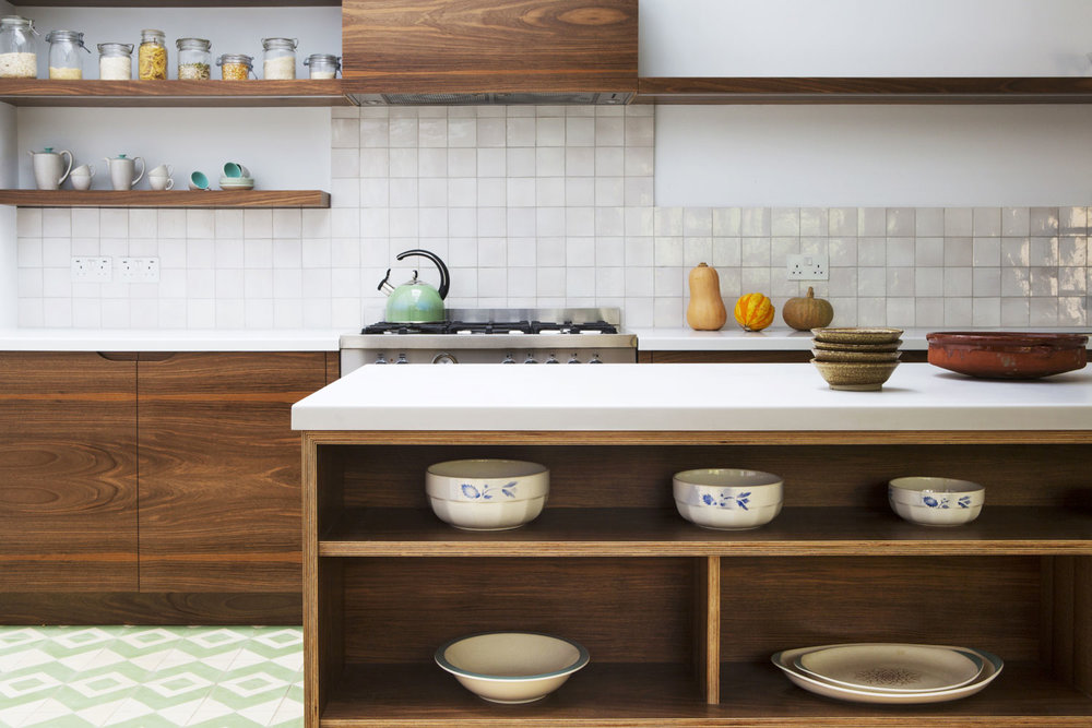 Birch Plywood Kitchen Design Holloway Beacon Hill