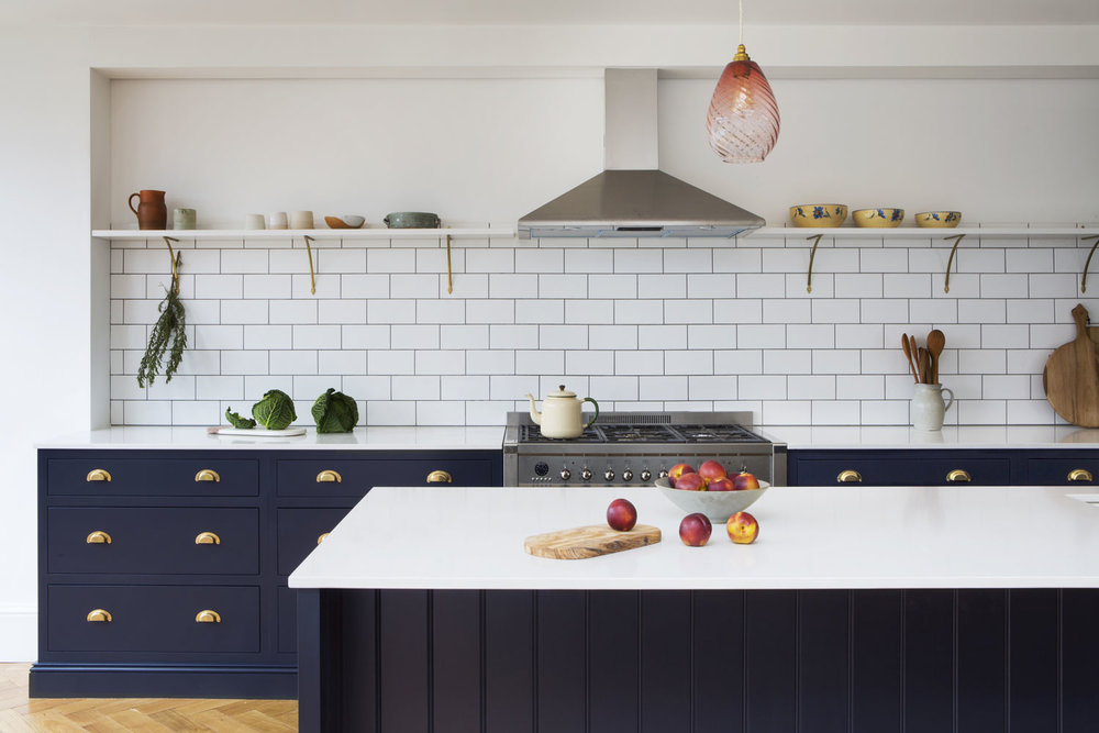 Bespoke Kitchen Design Dulwich Friern Road
