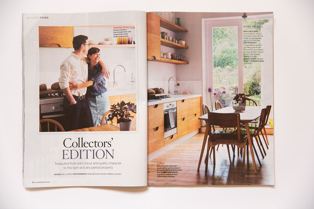 House beautiful magazine west and reid