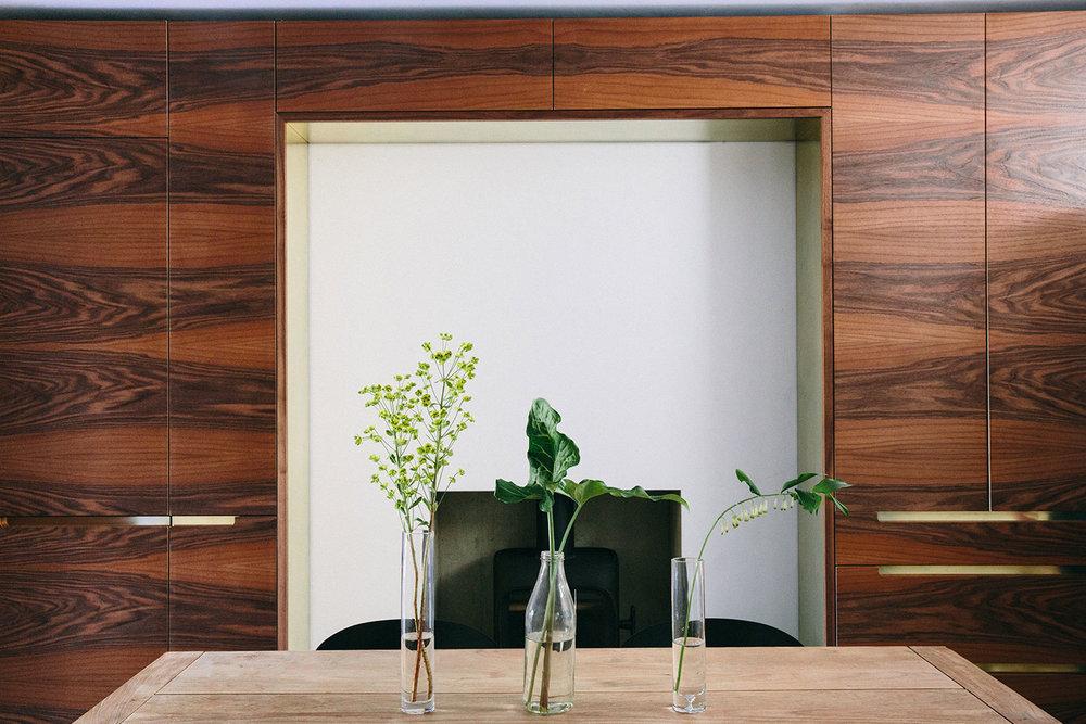 Bespoke Kitchens Camberwell Cupboards - West & Reid