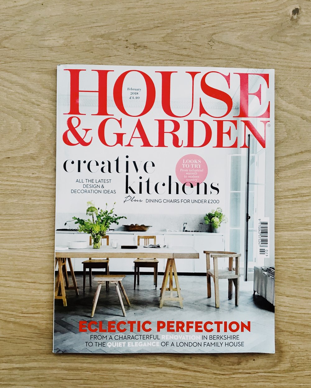 house and garden creative kitchens west and reid cover