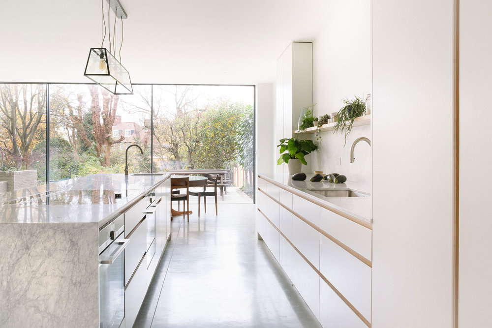 Kitchen Design Tufnell Park - West & Reid