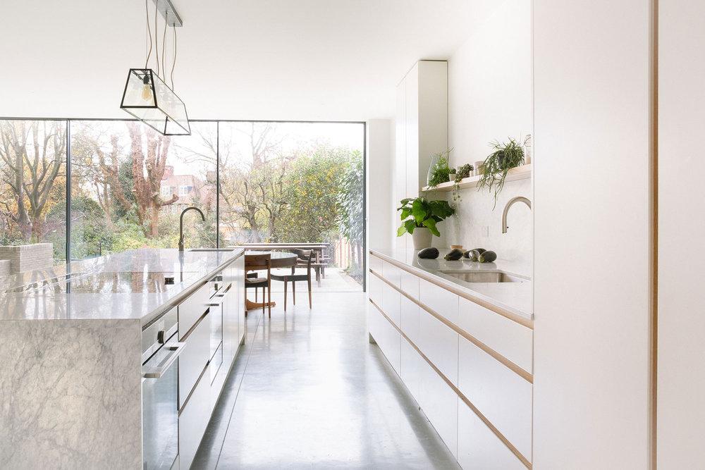 Kitchen Design Tufnell Park - West & Reid