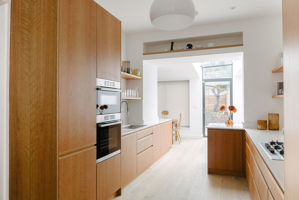 Kitchen Design Kentish Town Cupboards - West & Reid