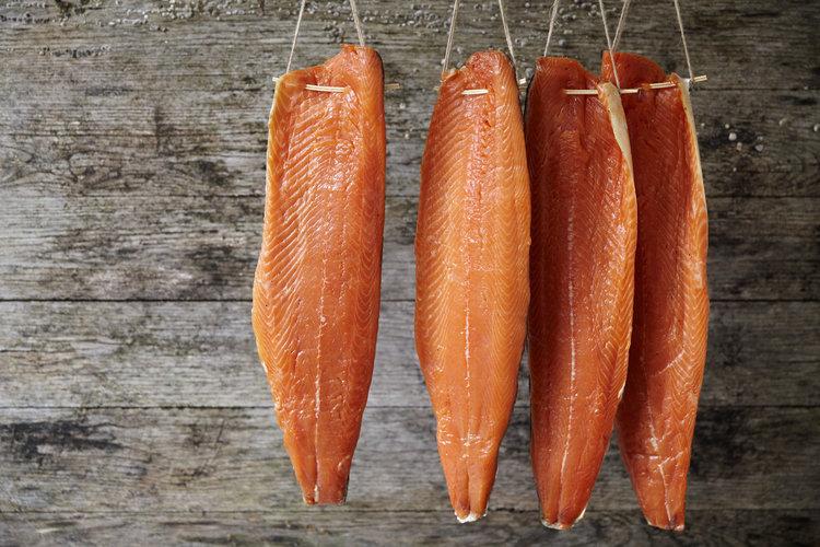 smoked salmon artisan bespoke