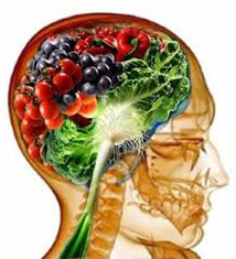 Can we eat our way out of the dementia epidemic? Research shows that a brain healthy diet is plant based, and rich in colourful, varied, seasonal whole foods.