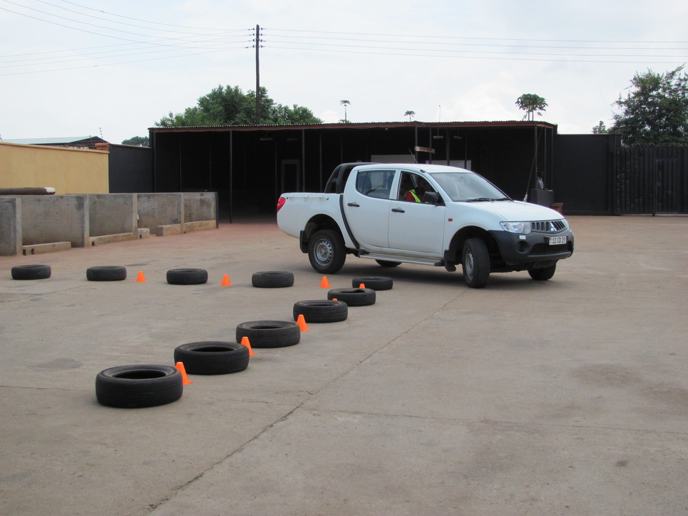 safe Driving Course, Malawi.