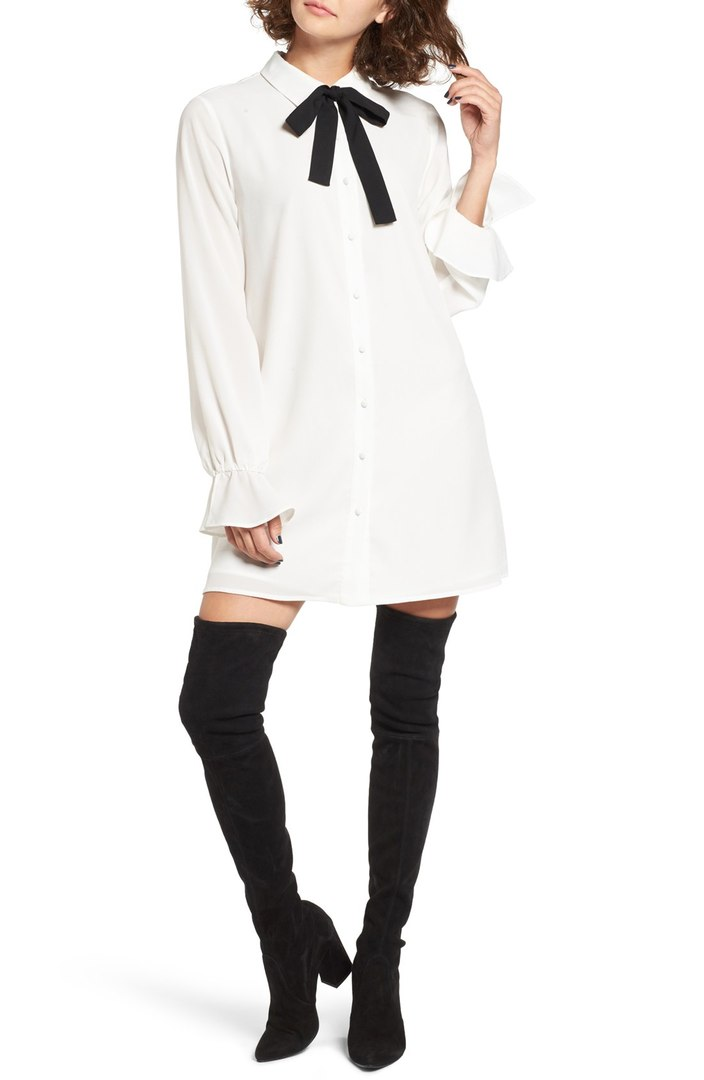 TULAROSA 'Shea' Shirtdress