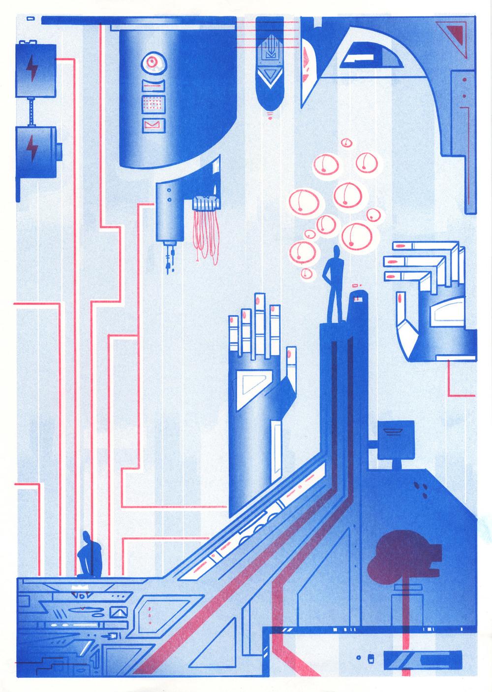 "#2 - ""Biomachine"""