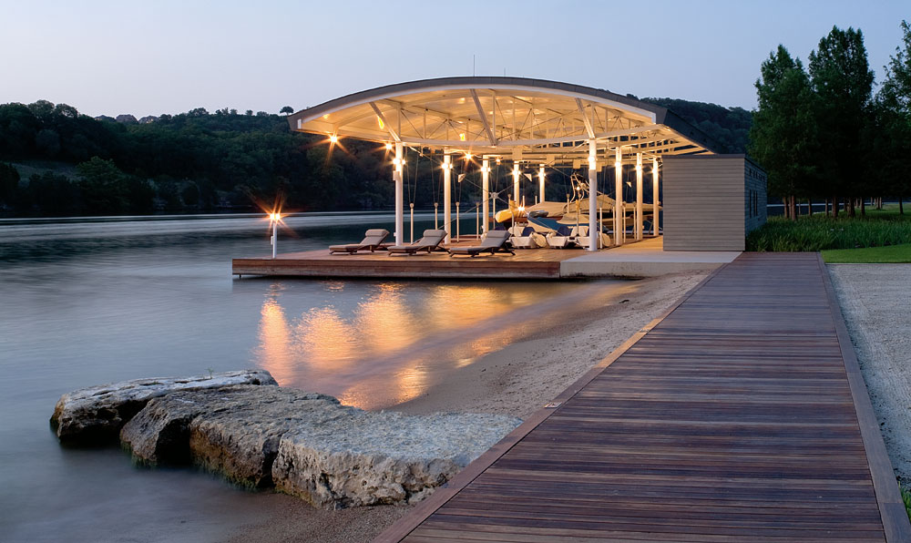 Boat House, Austin, Texas GSAA: Peter Pawlak, Senior Architect