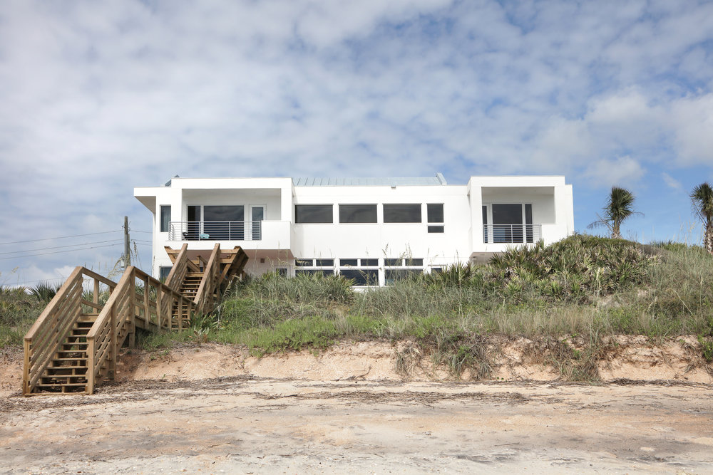 St. Augustine Beach Residence, Florida, 2016