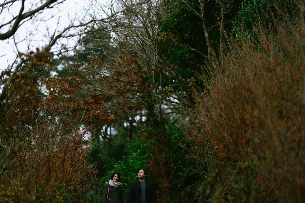 Portmeirion Engagement Photo