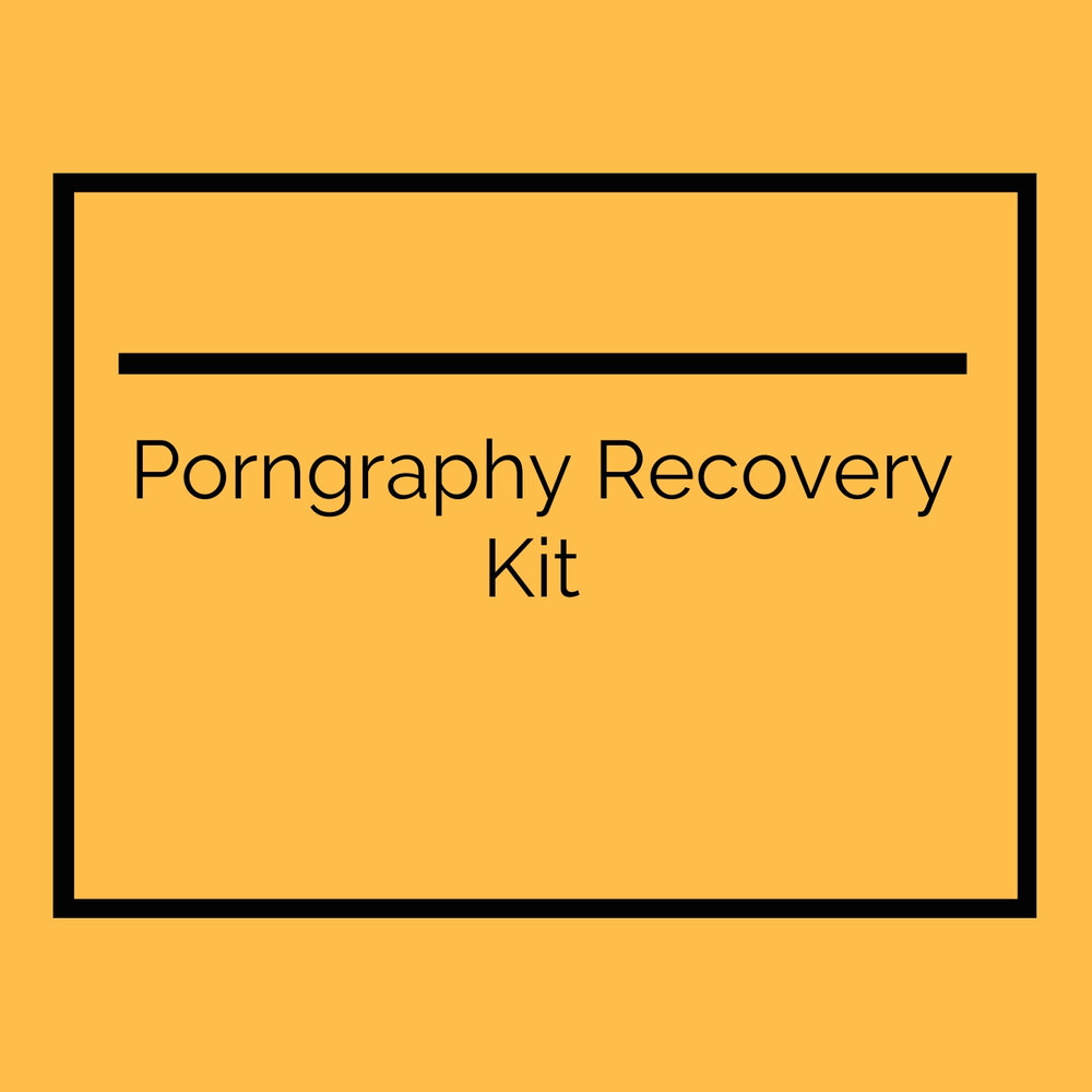 Sex Addiction Recovery Kit