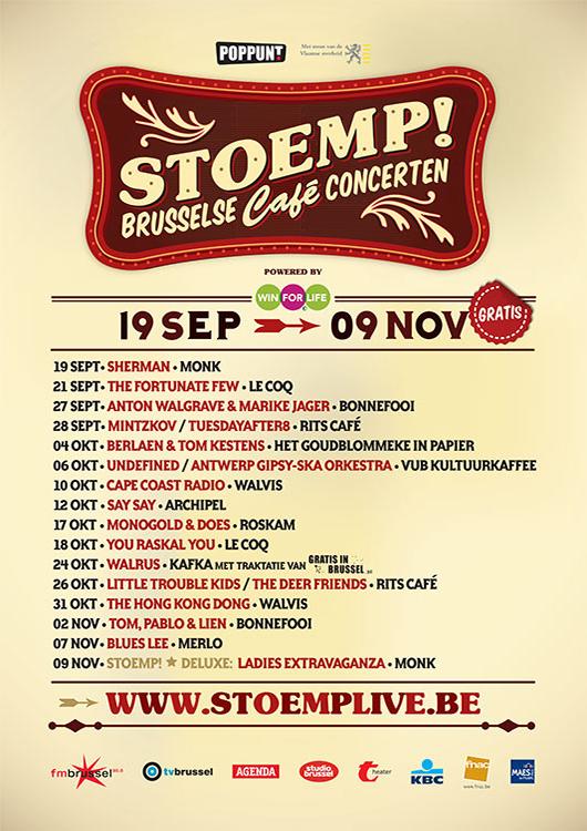 Stoemp! najaar 2011