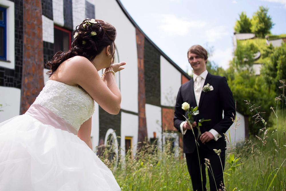 Hochzeit von Sonja und Markus