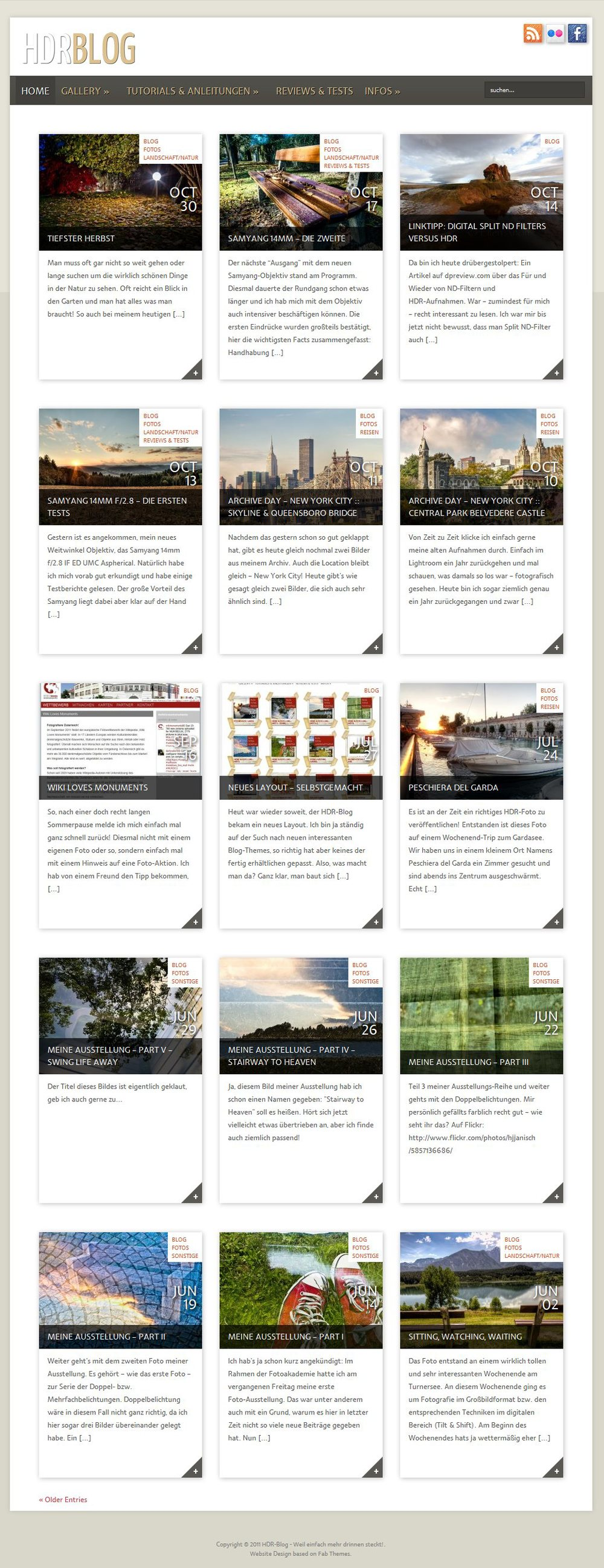 70_HDR Blog - HDR, Fotografie und Fotobearbeitung