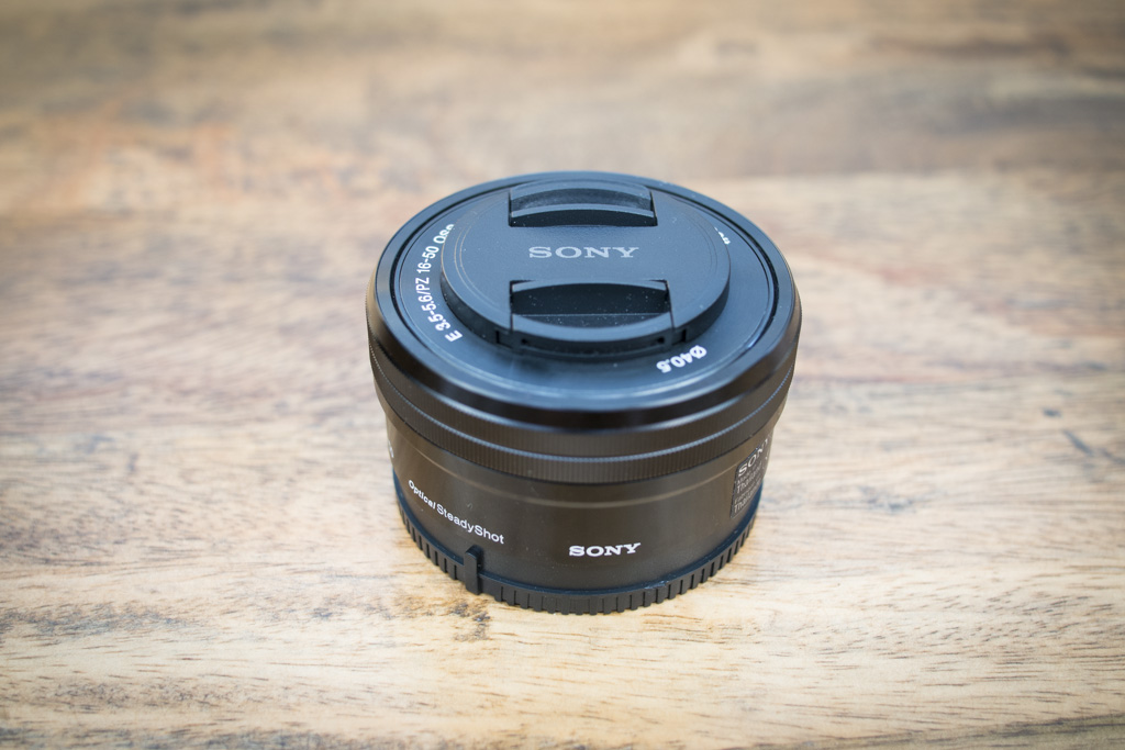 Sony SEL16-50 mm f/3,5-5,6 Objektiv