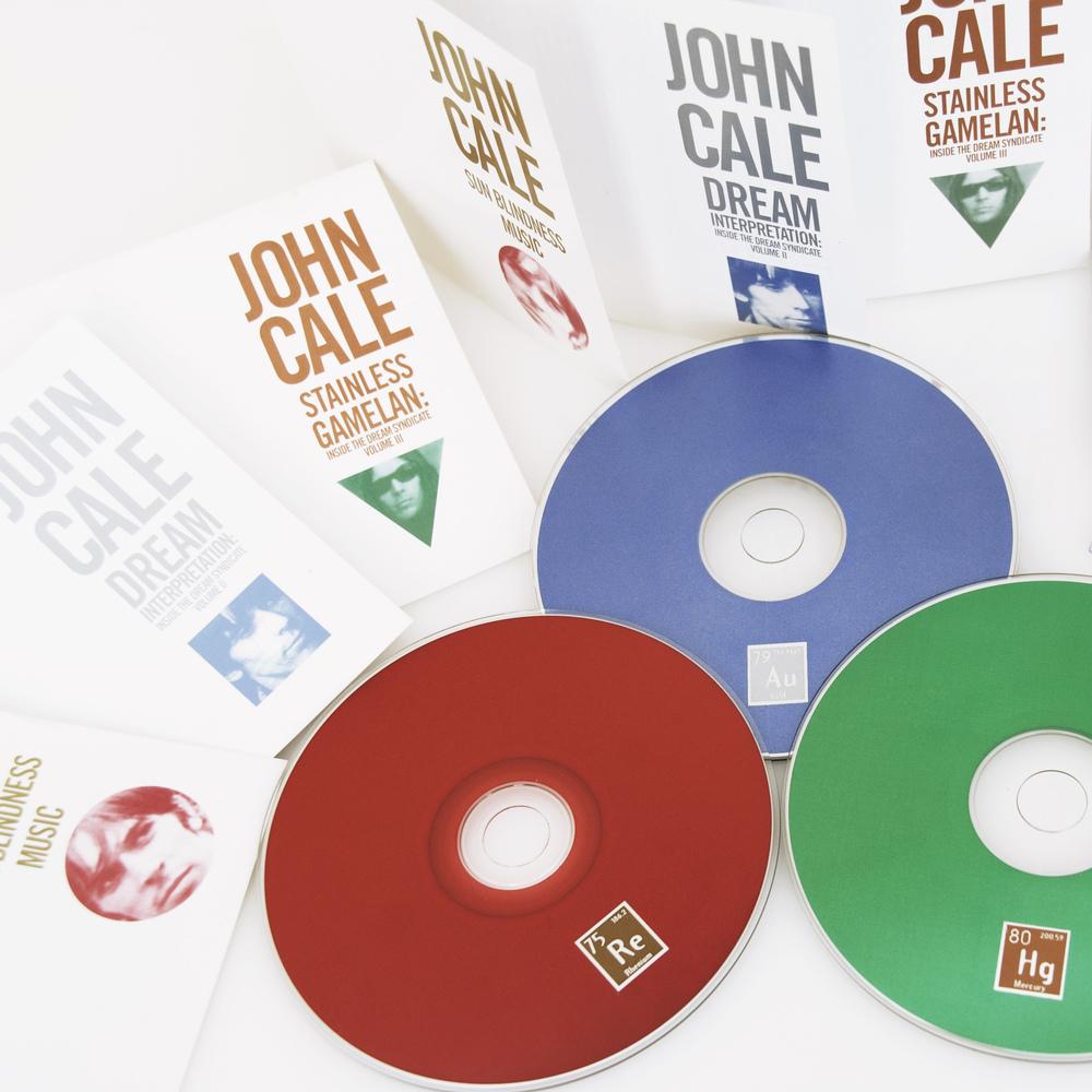 John Cale (2001-2002)