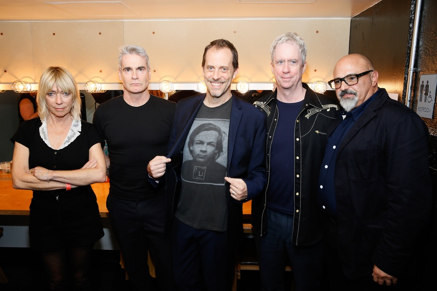 Los Angeles Premiere Co-Presented by The Broad and The Theatre at ACE Hotel March 16, 2017  With special guests Henry Rollins, Tony Oursler and Kim Gordon  Photo by Ryan Miller