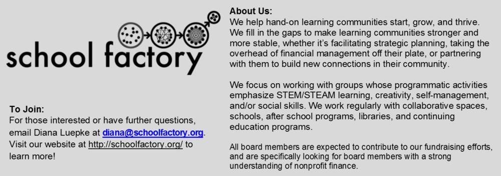 http://www.schoolfactory.org