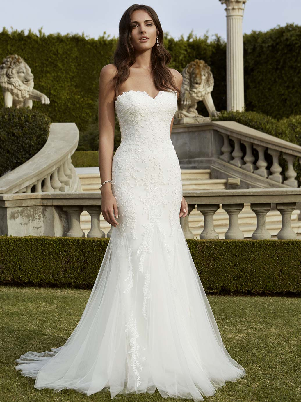 5828c913826 Blue by Enzoani — The Wedding Boutique