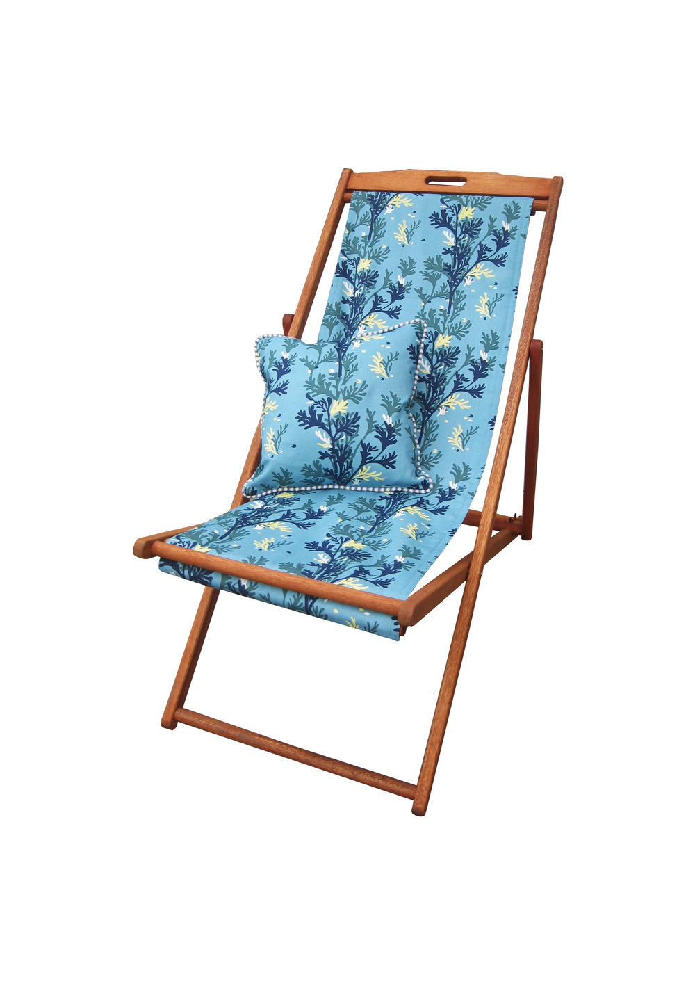 deckchair in seaweed blue fabric.jpg