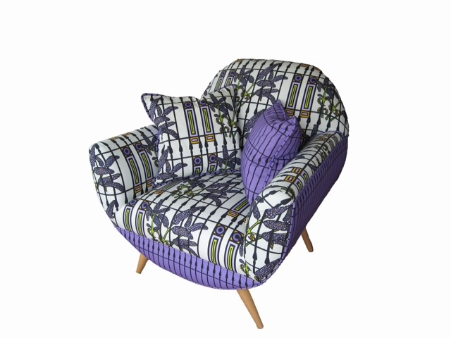 chair and cushion in buddleia fabric.JPG