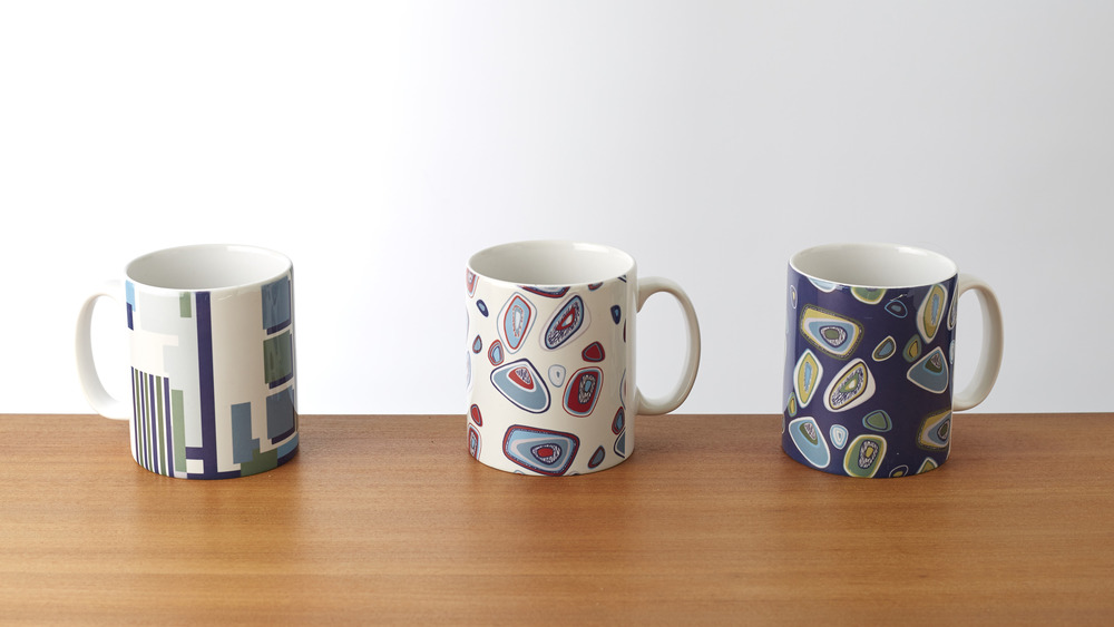 mugs in kauffman wall and pebbles red and blue designs blue.jpg