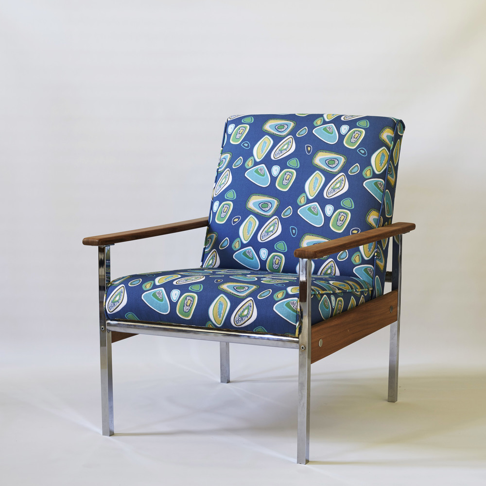 midcentury chair in pebbles blue design.jpg