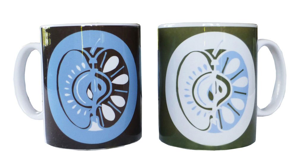 Mugs in Apple design