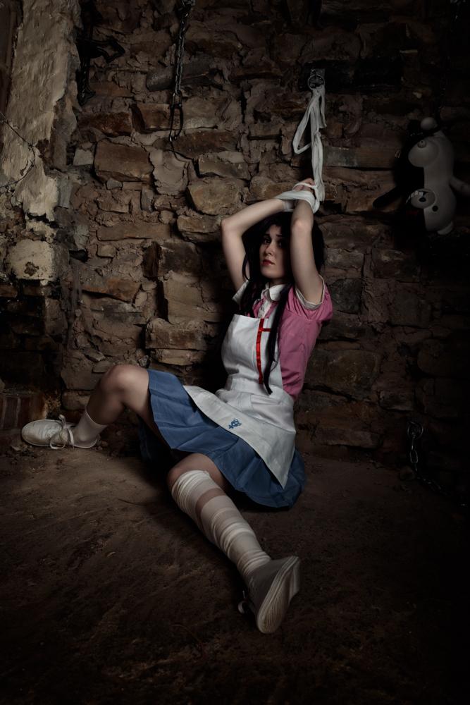 trapped underground Tsumiki