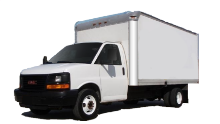 Express 3500 Cab, High-efficiency Gas Trucks, Automatic Transmission, Air Conditioning, Through-box access door to cab, Easy-to-use Loading Ramp - Approximately 750 cubic feet cargo capacity