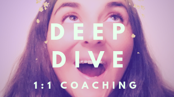 Finally! Coaching for the REST of us! - MINI-INTENTIVE 1:1 COACHING FOR THE WOMAN WHO WANTS HER BUSINESS STRATEGY FAST AND HER UPLEVELS FASTER.