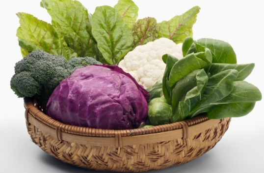 Organic cruciferous vegetables for natural detoxing and cleansing by holistic health coach, stress reduction and workplace wellness expert in Ithaca, NY Andrea Rennie of GROW, grow happy grow healthy
