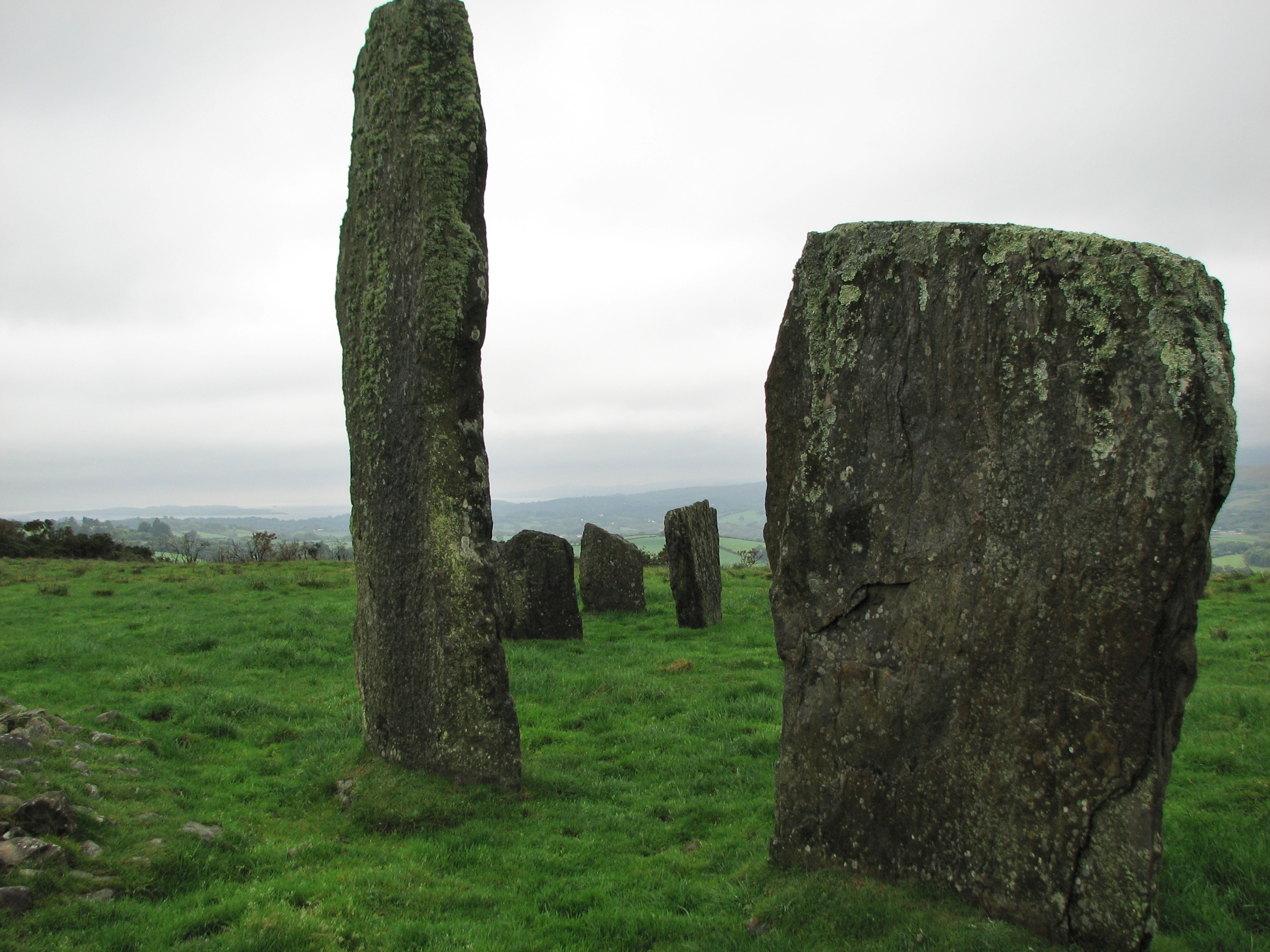 Kealkil Stone Circle Ireland October 2013