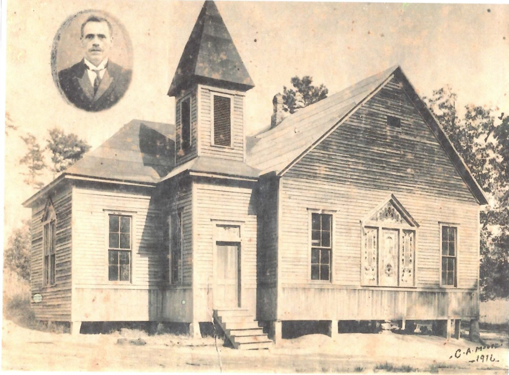 1916 Flat Rock Methodist Church
