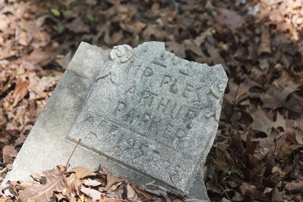Parker Grave