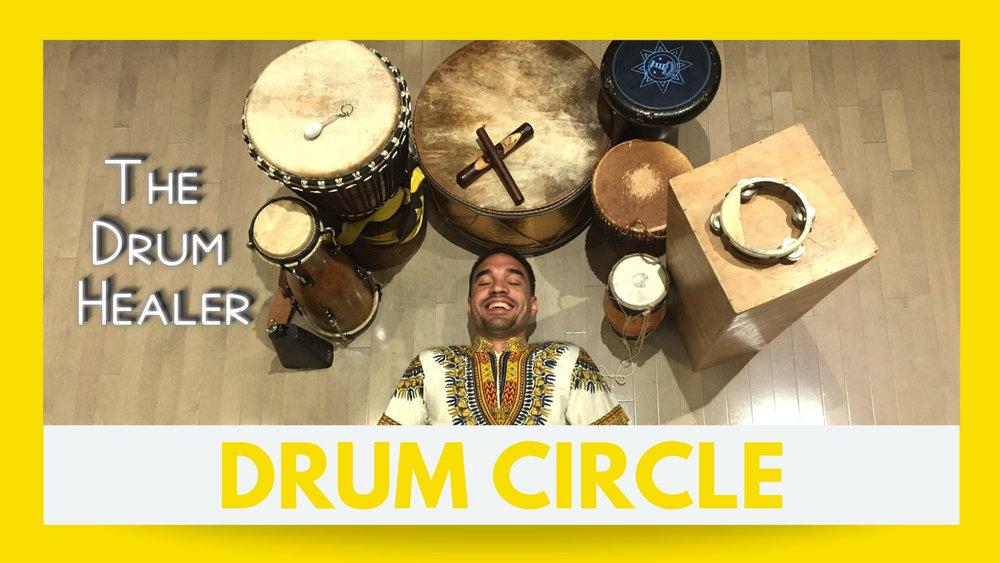 Menkaashu Boumaaktem - The Drum Healer