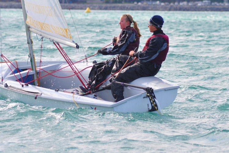 Alex Post and Melinda Lee Loyola Sailing 3.jpg