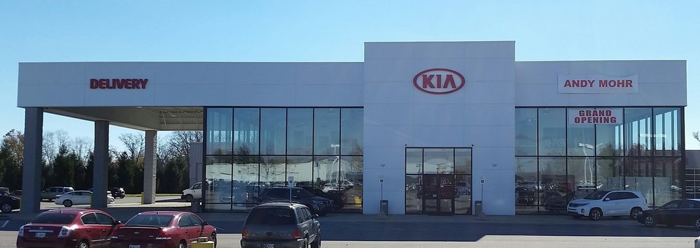 Start Recruiting and Training - Andy Mohr Kia