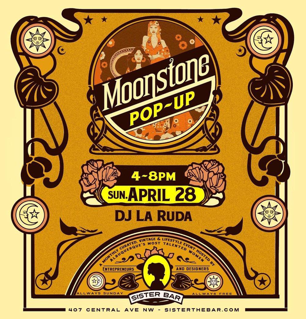 Moonstone Pop-Up